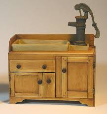 Country Kitchen Sinks Miniature Country Kitchen Sink Shaker Works West