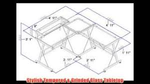 Z Line Belaire Glass L Shaped Computer Desk Cheap Modern Glass Desk Find Modern Glass Desk Deals On Line At