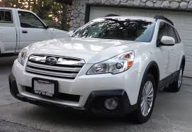 white subaru outback special edition aus white outback did it come to the states