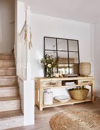 muebles para recibidor diez ideas de decoración para preparar tu recibidor para este otoño