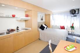 Small Apartment Interior Design Captivating Very Small Apartment Design Also Home Designing