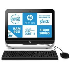 ordinateur de bureau tout en un hp ordinateur de bureau tout en un hp all in one pro 3520 intel i3