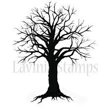 spooky tree clipart 2203624