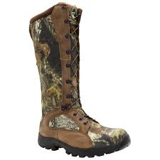amazon com rocky men u0027s prolight snake boot mossy oak breakup shoes
