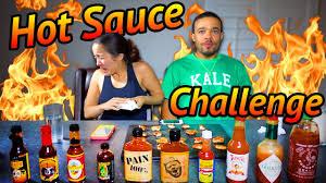 Challenge Sauce Sauce Challenge