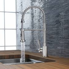 proflo kitchen faucet mop sink faucet with check valves