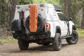 overland jeep setup featured vehicle expedition overland u0027s toyota tacoma u2013 expedition