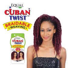 cuban twist hair cuban twist weave 12 freetress equal havana style marley