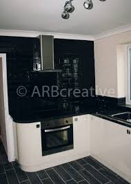 Kitchen Tiles Cheap Black Gloss Floor Tiles Black And Cream Tiles Metro Tiles Kitchen