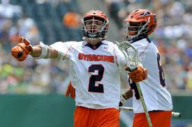 Randy Barnes Syracuse Lacrosse Projecting Randy Staats And Kevin Rice In The