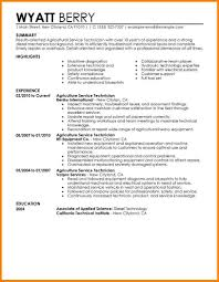 Chemical Technician Resume 10 Mechanical Technician Resume Monthly Bills Template