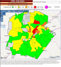 Cps Energy Outage Map Transmission Line Tower Topples During Storm Kabb