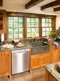 hickory kitchen cabinet design ideas shaker kitchen cabinets door styles designs and pictures