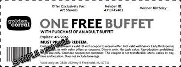 How Much Is Golden Corral Buffet On Sunday by Join Golden Corral U0027s Birthday Club