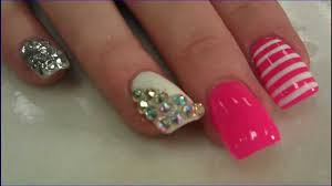cute nail designs for french tips gallery nail art designs
