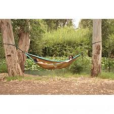 camping hammock portable ultralight double parachute hammock with