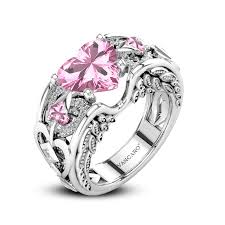 Wedding Rings For Women by Engagement Rings Cubic Zirconia Engagement Rings Womens Engagement