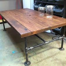 how tall are coffee tables diy rustic industrial coffee table style pertaining to tables decor