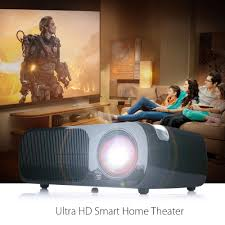 irulu 3d home cinema theater video led projector 1080p hd hdmi av