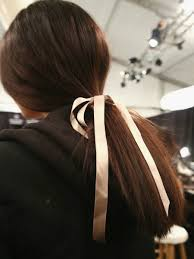 ribbon ponytail 5 party hairstyles that you can try in minutes idiva