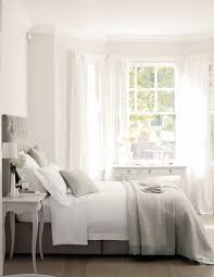 White Bedroom Decorations - attractive curtains for white bedroom decor with best 10 green