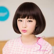 korean short hairstyles with bangs korean haircuts with bangs
