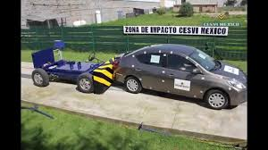 nissan versa 2015 youtube low speed crash test 2012 nissan versa youtube
