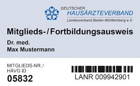 Hausarzt Bad Mergentheim Hausärzteverband Baden Württemberg