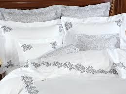 royal scroll luxury bedding italian bed linens schweitzer linen
