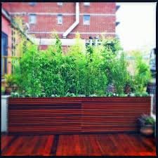 this roof garden design in nyc u0027s west village features a custom