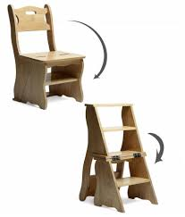 Wooden Arm Chair Online India Convertible Chair Ladder Buy Convertible Chair Ladder