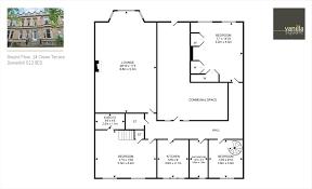 Crown Hall Floor Plan 3 Bedroom Flat For Sale In Ground Floor 14 Crown Terrace
