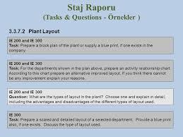 layout plani nedir endüstri mühendisliği bölümü ppt indir