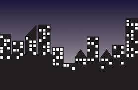 cityscape backdrop skyline backdrop background by paperstudioeu