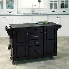 Dolly Madison Kitchen Island Cart Dolly Madison Liberty Black Kitchen Cart 4510 95 The Home Depot