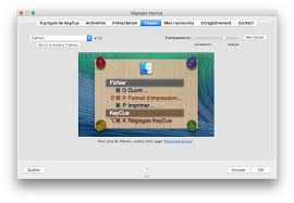 raccourci bureau mac raccourcis clavier mac os 10 12 et apps favorites macplanete