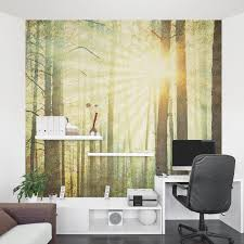 Forest Mural by Forest Wonderland Wall Mural