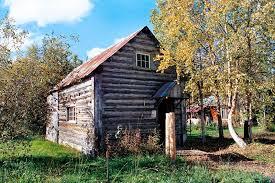 one story log cabins bearfoot guides looks at the log cabins of talkeetna alaska