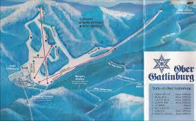 Gatlinburg Map Ober Gatlinburg Ski Resort Skimap Org
