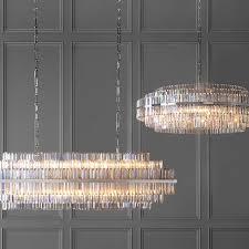 Modern Round Crystal Chandelier Vienna 48