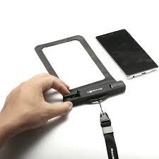 galaxy car gif blitzwolf bw wb1 universal touch screen ipx8 waterproof case dry