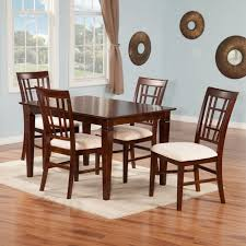 Dining Room Sets Columbus Ohio by 5 Piece Dining Set Under 200 Traditional Casual Dining Room