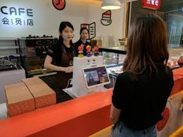 alibaba face recognition alibaba s cash free tao cafe bangkok post tech