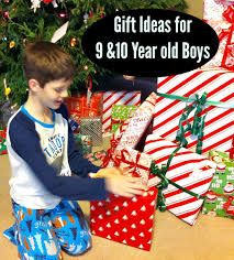 gift ideas for 9 10 year boys