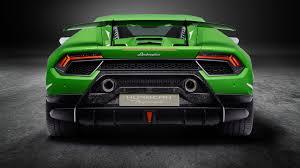 Lamborghini Huracan Green - lamborghini huracan performante 2017 review by car magazine