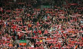 best fans in the world robbie fowler liverpool fans are the best in the world football