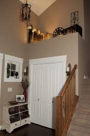 concepts in home design wall ledges like the ledge up top of this split level house entry i really don