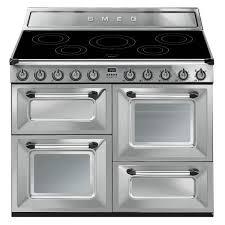 piano de cuisine induction piano de cuisson induction smeg tr4110ix achat vente