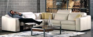Leather Sofa Recliner Sale Top Grain Leather Sofa Recliner Express Sale Black