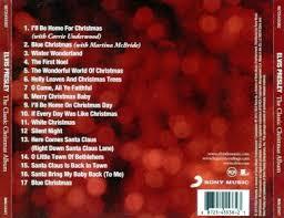christmas cds elvis cd info rca bmg ftd promotional cd import cd